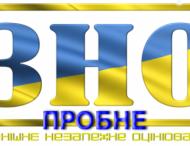 Абітурієнти Покрова взяли участь у пробному ЗНО
