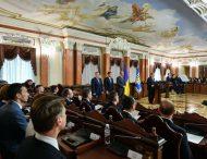 Вищий антикорупційний суд має стати справжньою опорою держави у боротьбі з корупцією – Президент