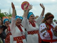 11 травня у НКДЦ пройшов XV обласний Всеукраїнський фестиваль мистецтв «Козацькими шляхами»