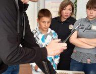 Нікопольські правоохоронці готували школярів до військово-патріотичної гри «Джура»