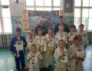 Нікопольські дзюдоїсти завоювали дев'ять медалей на юнацькому турнірі