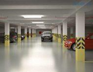 Фонд продает места в подземном паркинге киевской новостройки