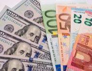 Резервы Украины сократились из-за погашения еврооблигаций