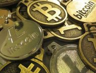 Курс криптовалют: Рынок начал неделю ростом