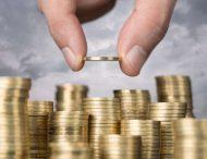 Дефицит госбюджета составил 1,7 миллиарда
