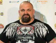 Василий Вирастюк на кубке стронгмена в Никополе (20 июля 2019)