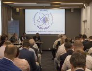 Керівництво Українського ядерного товариства підбило підсумки двох років роботи