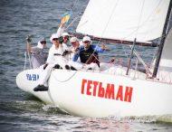 Відбулась перша регата крейсерських яхт Запорізької області