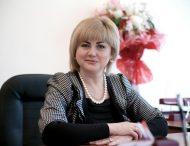 Привітання з 8 березня від міського голови міста Марганець Жадько Олени Анатоліївни