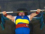 Раїса Топоркова стала «бронзовою» призеркою чемпіонату світу з пауерліфтингу