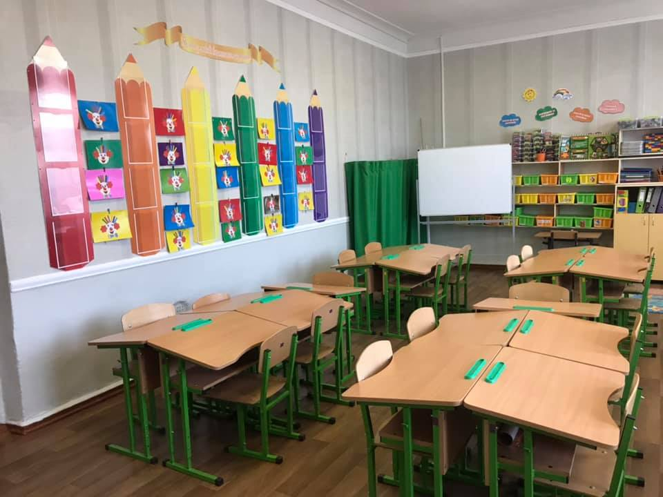 Чи готові нікопольські школи до початку навчального року?