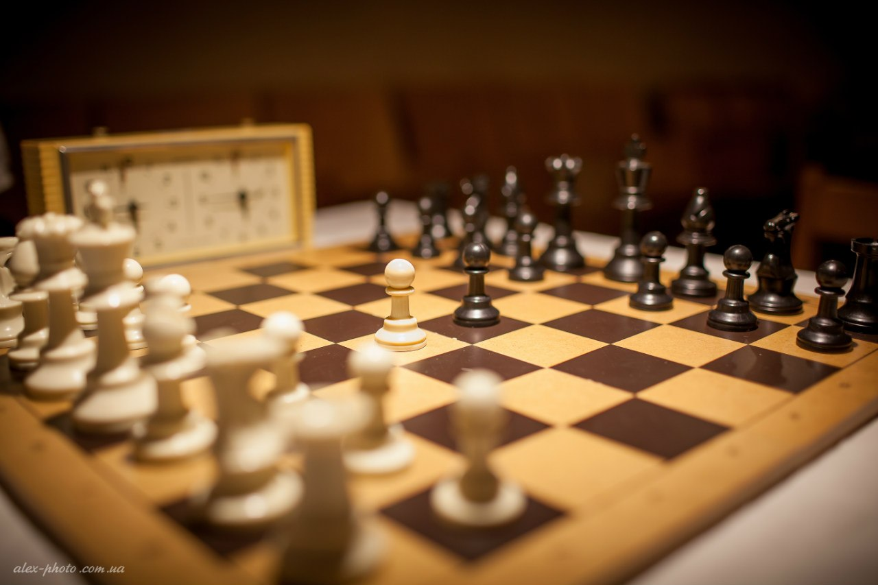 Федерації шахів м.Нікополя  повідомляє