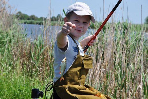 У Нікополі відбудеться дитячий риболовний фестиваль «Золота рибка»