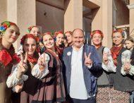Нікопольщина взяла участь в обласному етнофестивалі «Петриківський дивоцвіт»
