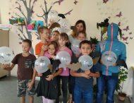 Діти Нікополя долучились до святкування Міжнародної ночі кажанів