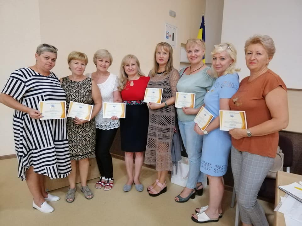 Нікопольські вчителі відвідали місто Кременчук