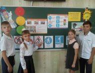 В школах Нікополя проходить місячник «Увага! Діти на дорозі!»