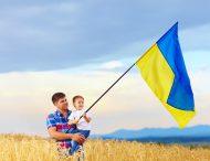 Большинство украинцев рады, что родились в Украине