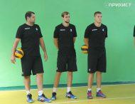 Гравці волейбольного клубу «Нікополь» завітали до учнів школи №6