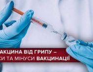 Вакцина від грипу: все, що потрібно знати про щеплення