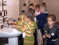 У Марганці діти долучилися до Всесвітнього дня миття рук