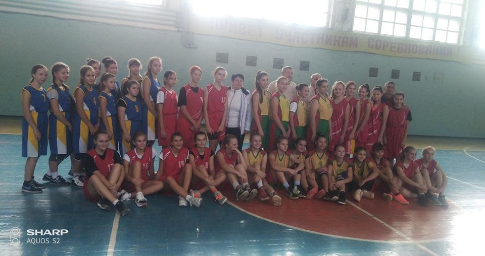 Нікопольські баскетболістки вдало виступили на змаганнях