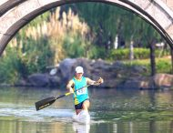 Людмила Бабак — чотириразова чемпіонка світу з веслування на марафонських дистанціях