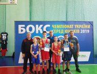 Нікопольські боксери показали високі результати на Чемпіонаті України з боксу