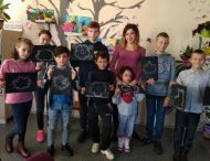 Нікопольські діти відкривають нові техніки художньої творчості
