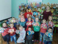В Нікопольській дитячій бібліотеці діти долучитись до осінніх розваг