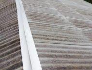 В Нікопольських школах продовжується ремонт покрівлі