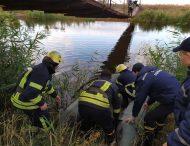 У Марганці рятувальники дістали з води тіло потонулої дівчинки