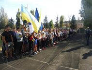 У Покрові Відбулися змагання з легкоатлетичного кросу пам'яті Володимира Бойка