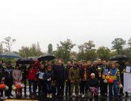 У Покрові вперше пройшли змагання на Кубок міської організації воїнів АТО