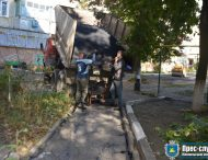 В Нікополі тривають капітальні ремонти доріг та тротуарів