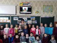 Першокласники школи № 6 познайомились з історією запорізького козацтва