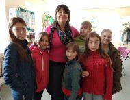 В Центральній дитячій бібліотеці пройшло традиційне заняття «Школи супергероїв»
