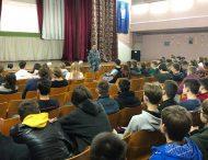 Нікопольським випускникам розповіли про переваги навчання у військових вишах