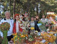 У парку Перемоги відбулося свято «Осінь золота»