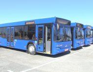 Транспортний цех Запорізької АЕС отримав нові автобуси для перевезення персоналу
