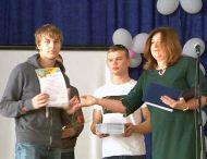 Урочистості до Дня студента відбулися у Марганецькому коледжі