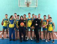 Нікопольські поліцейські підтримали шкільний турнір з баскетболу