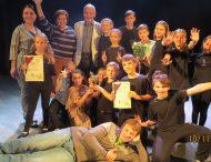 Нікопольська театральна студія «Дебют» отримала чергові нагороди