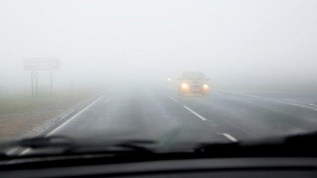 5 порад для безпечного водіння в туман