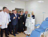 У Нікопольській районній лікарні відкрили відділення гемодіалізу