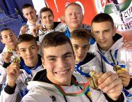 """Тай-боксери Покрова виграли «золото"""" і """"срібло"""" Чемпіонату Європи"""