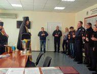 У Нікополі з нагоди свята Архистратига Божого Михаїла освятили відділ поліції