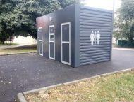 У Нікополі планують придбати громадські вбиральні за майже пів мільйона гривень
