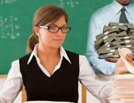 В бюджете-2020 заложили повышение зарплат учителям