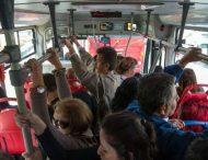 Ведьма-кондуктор напугала пассажиров харьковского троллейбуса